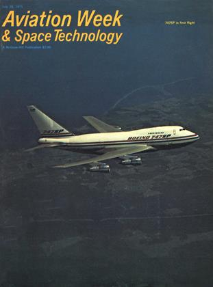 Cover for the July 28 1975 issue