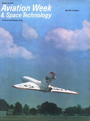 Cover for the October 20 1975 issue