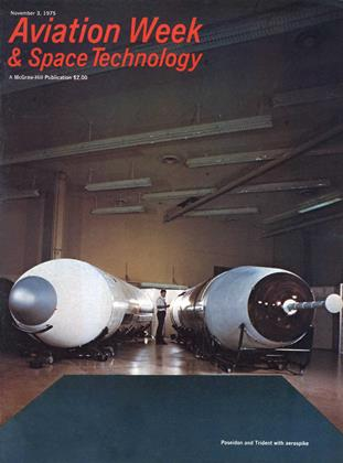 Cover for the November 3 1975 issue