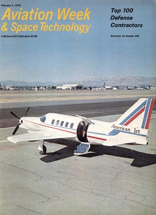 Cover for the February 2 1976 issue