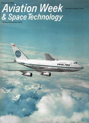 Cover for the February 16 1976 issue