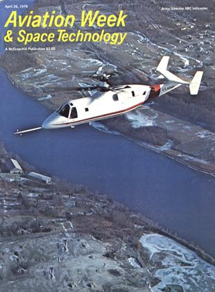 Cover for the April 26 1976 issue