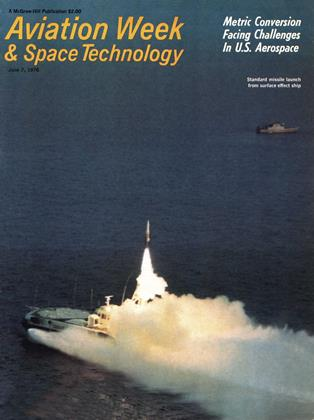Cover for the June 7 1976 issue