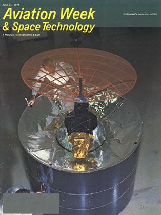 Cover for the June 21 1976 issue