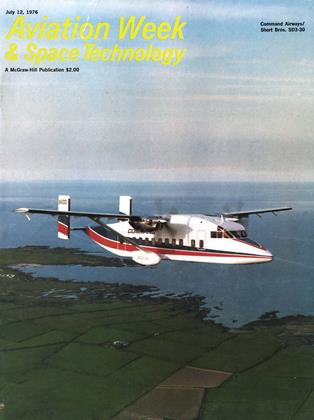 Cover for the July 12 1976 issue