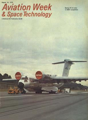 Cover for the August 16 1976 issue