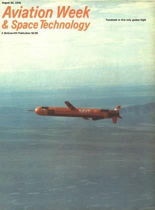 Cover for the August 30 1976 issue