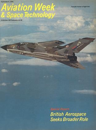 Cover for the September 6 1976 issue