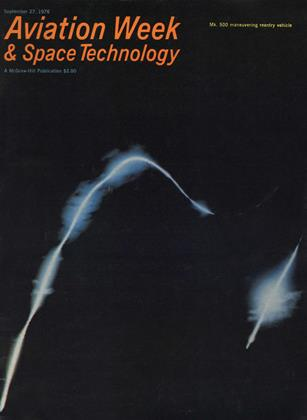 Cover for the September 27 1976 issue