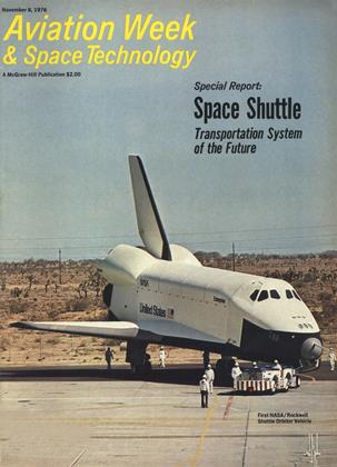 Cover for the November 8 1976 issue