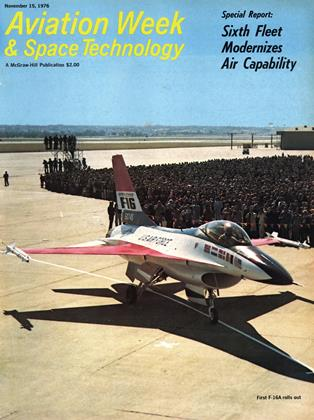 Cover for the November 15 1976 issue