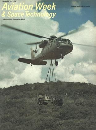 Cover for the November 22 1976 issue
