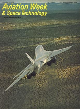 Cover for the November 29 1976 issue