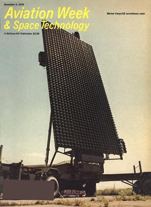 Cover for the December 6 1976 issue