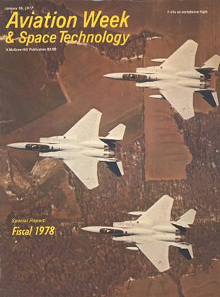 Cover for the January 24 1977 issue