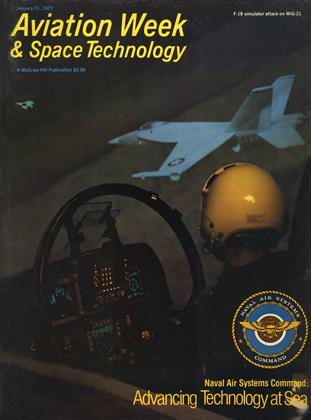 Cover for the January 31 1977 issue
