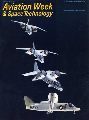 Cover for the February 7 1977 issue