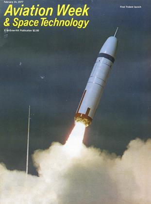 Cover for the February 14 1977 issue