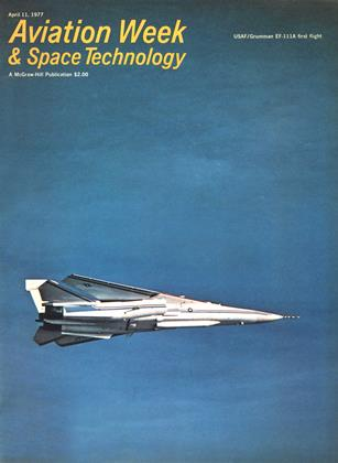 Cover for the April 11 1977 issue