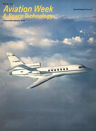 Cover for the April 25 1977 issue