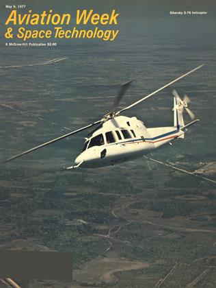 Cover for the May 9 1977 issue
