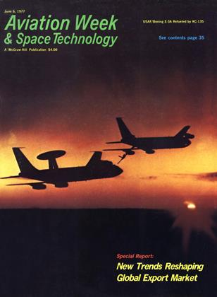Cover for the June 6 1977 issue