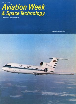 Cover for the June 27 1977 issue