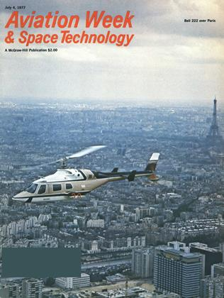 Cover for the July 4 1977 issue