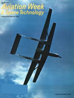 Cover for the July 18 1977 issue