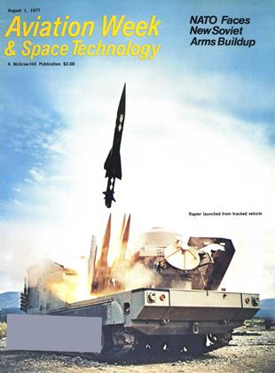 Cover for the August 1 1977 issue