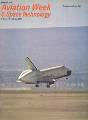 Cover for the August 22 1977 issue