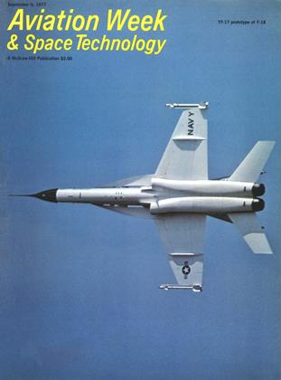 Cover for the September 5 1977 issue