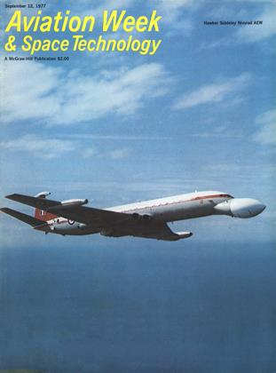 Cover for the September 12 1977 issue