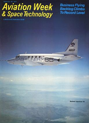 Cover for the September 26 1977 issue