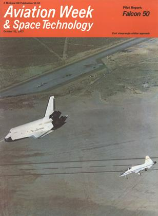Cover for the October 31 1977 issue