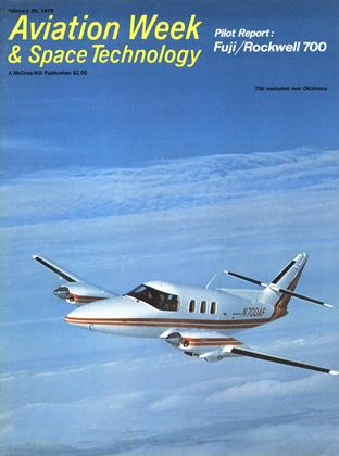 Cover for the February 20 1978 issue