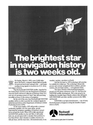 Rockwell International: Navstar, Page: 56 - March 20, 1978 | Aviation Week