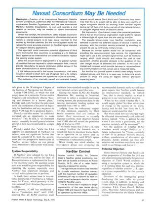 Navstar Control, Page: 27 - May 8, 1978 | Aviation Week