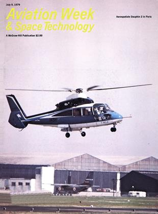 Cover for the July 9 1979 issue