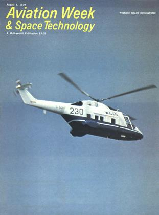 Cover for the August 6 1979 issue