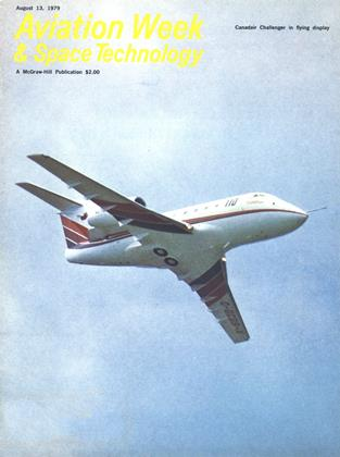 Cover for the August 13 1979 issue