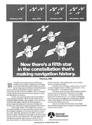 Rockwell International, Page: 70 - March 3, 1980 | Aviation Week