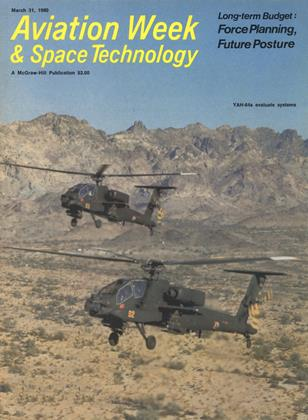 Cover for the March 31 1980 issue