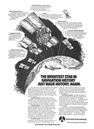 Rockwell International, Page: 120 - June 16, 1980 | Aviation Week