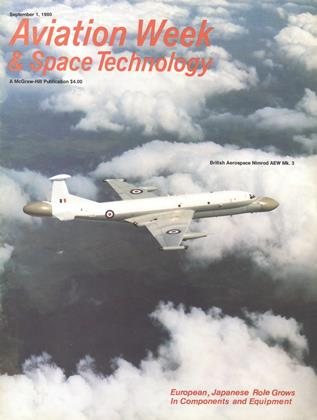 Cover for the September 1 1980 issue