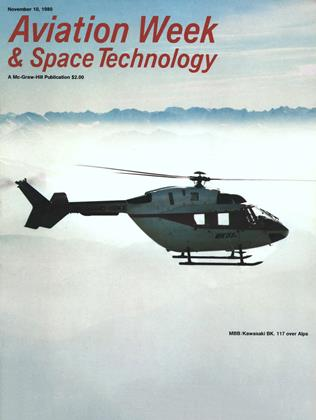 Cover for the November 10 1980 issue