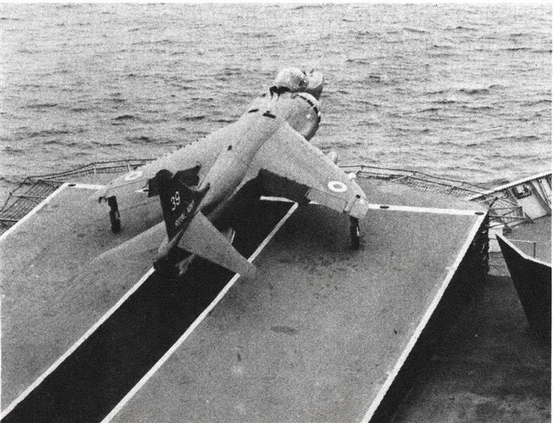 Sea Harrier Tested On Aircraft Carrier, Page: 89 - January 19, 1981 | Aviation Week
