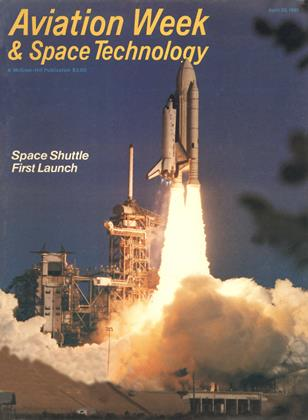 Cover for the April 20 1981 issue