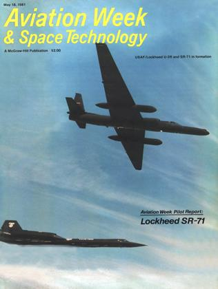 Cover for the May 18 1981 issue
