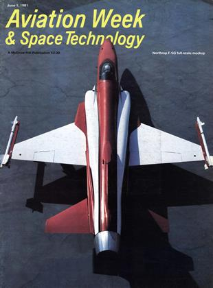 Cover for the June 1 1981 issue